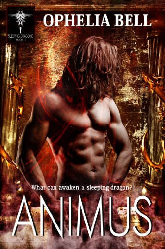 Book cover image for Animus: Sleeping Dragons #1