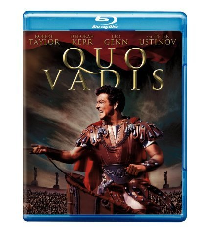 Quo Vadis [Blu-ray] by Warner Home Video