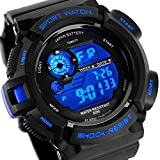 Boys Watch, Sports Watch, Electronic Quartz Digital Watches for boy Water Resistant - Timsty