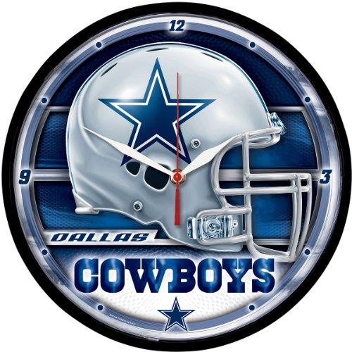 Wincraft Dallas Cowboys Round Clock
