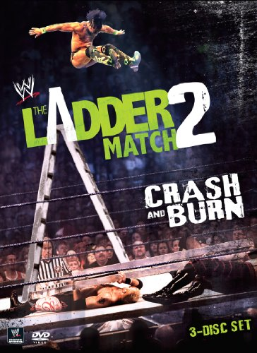 WWE - The Ladder Match 2: Crash And Burn [DVD]