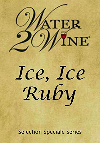 Nv Water 2 Wine Ice, Ice Ruby Cabernet Franc Ice Wine 375 Ml