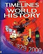 Timelines of World History (Usborne World…