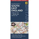 Road Map Britain 03 South East England 1 : 200 000 (AA Road Map Britain)