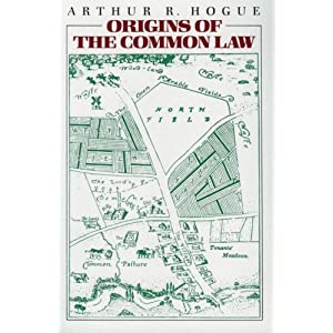 Origins of the Common Law