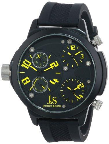 Joshua & Sons JS-40-YL - Reloj para hombres