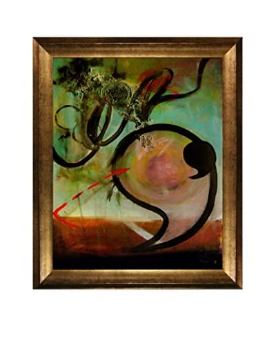 Kris Kireeva Infiltration Framed Print on Canvas
