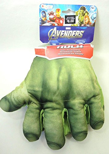 Deluxe Incredible Hulk Hands