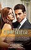 Hotel Chatsfield 4 de 4 - Harlequin Paixão Sagas Ed.21