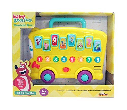 Baby Genius Musical Bus
