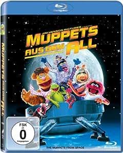 Muppets aus dem All [Blu-ray]