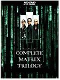 Cover art for  The Complete Matrix Trilogy (The Matrix/ The Matrix Reloaded/ The Matrix Revolutions) [HD DVD]