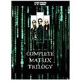 The Complete Matrix Trilogy (The Matrix/ The Matrix Reloaded/ The Matrix Revolutions) [HD DVD] ~ Keanu Reeves