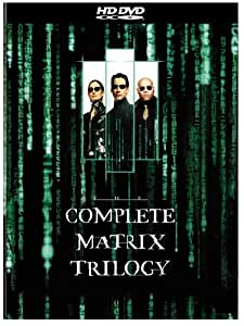 Complete Matrix Trilogy [HD DVD] [Import USA]