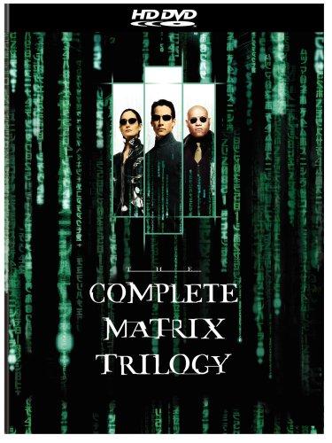 The Complete Matrix Trilogy (The Matrix/ The Matrix Reloaded/ The Matrix Revolutions) [Hd Dvd]