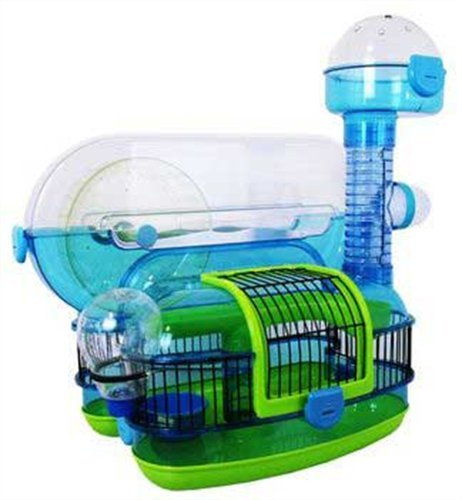 JW Pet Company Petville Habitats Roll-A-Coaster Small Animal Habitat 51w2Pb50W1L