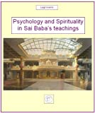 Psychology and Spirituality in Sai Baba's teachings