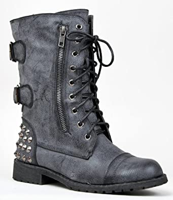 Amazing Combat Boots On Pinterest Rocker Look Boots And Combat Boots