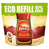 Kenco Smooth Roast Eco Refill Freeze Dried Instant Coffee 150g
