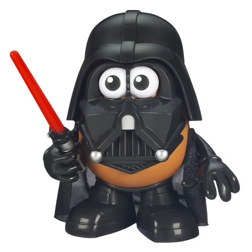 51w2SNjVsnL Playskool Mr. Potato Head Star Wars: Darth Tater Toy
