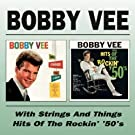 With Strings And Things / Sings Hits Of The Rockin' '50's