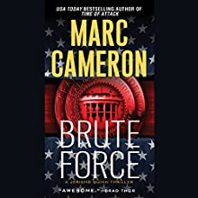 Brute Force: Jericho Quinn Thriller, Book 6 (       UNABRIDGED) by Marc Cameron Narrated by Tom Weiner