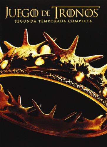Juego De Tronos - 2ª Temporada [DVD]