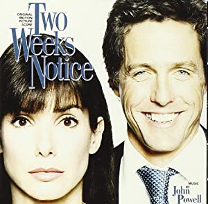 Two Weeks Notice: Original Motion Picture Score
