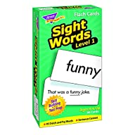Sight Words-Level 1: Skill Drill Flas…