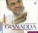 echange, troc  - Gianadda Anthologie 6 CD