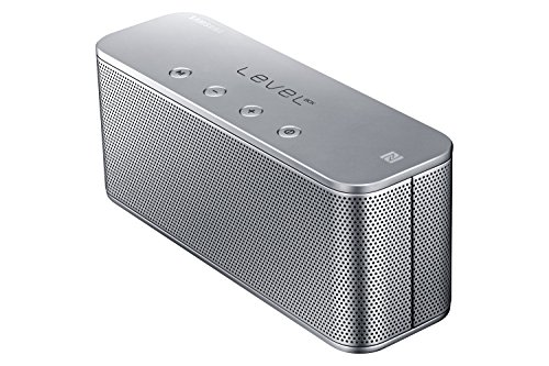 Click to buy Samsung Level Box Mini Wireless Speaker - Retail Packaging - Silver - From only $52