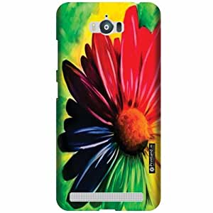 Printland Designer Back Cover for Asus Zenfone Max ZC550KL - Floric Case Cover