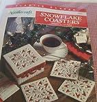 Plastic Canvas Snowflake Coasters (#913321)…