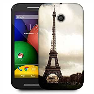 Snoogg Wonder Of The World Designer Protective Phone Back Case Cover For Motorola E2 / MOTO E22