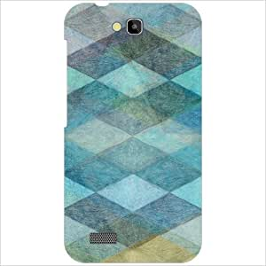 Design Worlds - Honor Holly Hol-U19 Designer Back Cover Case - Multicolor P...