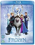 Frozen [Blu-ray] [Region Free]