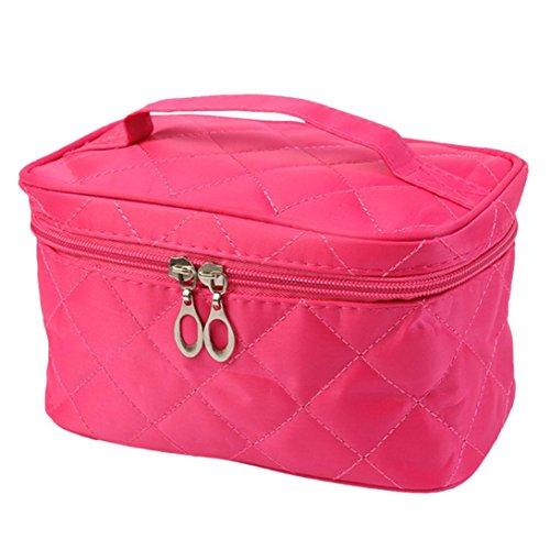 sunnywill mode make up square case korn der reinen farbe cosmetic bag f r frauen m dchen damen. Black Bedroom Furniture Sets. Home Design Ideas