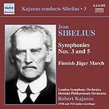 Sibelius : Symphonies n° 3 et 5