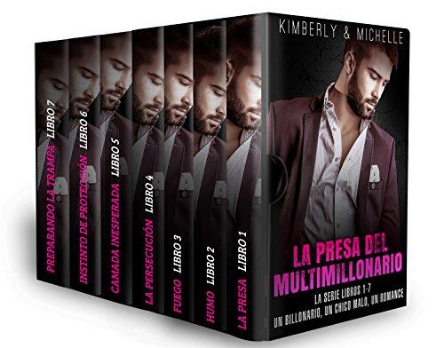 Erotica Romantica: La Presa Del Billonario (Un Billonario, Un Chico Malo, Un Romance Libros 1-7) (Romance de Suspenso de un Multimillonario