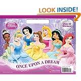Once Upon a Dream (Disney Princess) (Big Coloring Book)