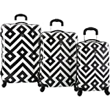 Heys 3 Piece Fashion Spinners Luggage Set