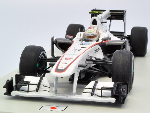 SPARK 1/43 Sauber C29 No23 Japan GP 2010 Kamui Kobayashi