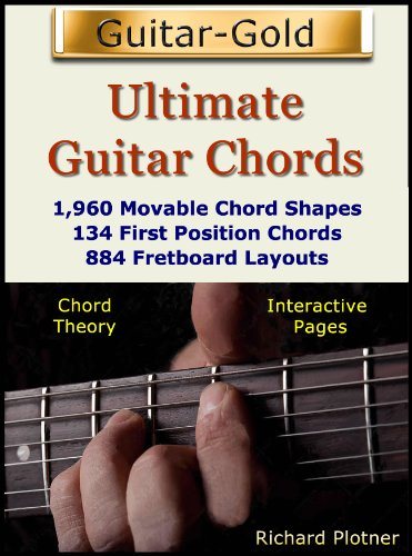 Ultimate Guitar Chords | Everything You Need, To Understand And Master The Guitar Fretboard (Guitar-Gold Book 1) (Ultimate Guitar Chord Chart compare prices)