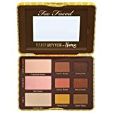 Too Faced Peanut Butter and Honey Eyeshadow Palette Collection 0.39 OZ (Color: Multi)