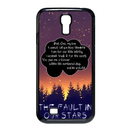 Generic Case Quotes The Fault In Our Stars For Samsung Galaxy S4 I9500 SEH34999