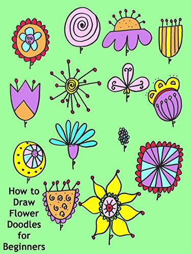 How to Draw Flower Doodles for Beginners
