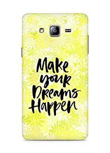 AMEZ make your dreams happen Back Cover For Samsung Galaxy ON5