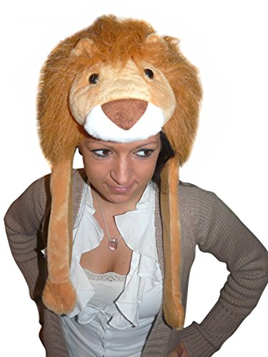 Fantasy World Women's F91 Lion Hat Cap One Size