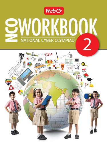 MTG National Cyber Olympiad (NCO) Work Book - Class 2