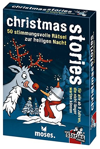 "'Moses 109297 – ""Black Stories – Junior Christmas Jeu"